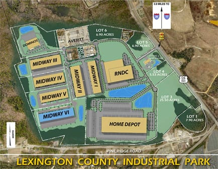 Lexington County Industrial Park